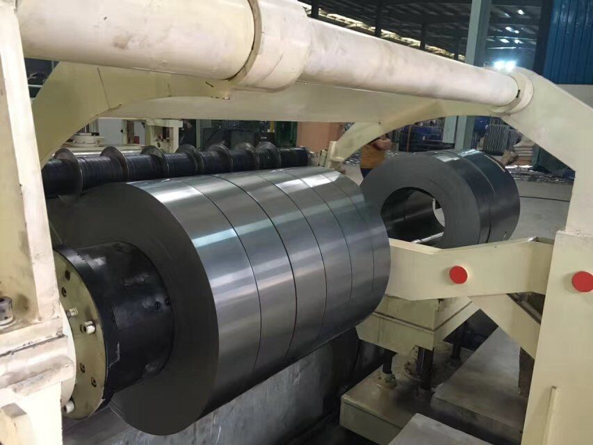 3x1600 automatic high speed slitting line