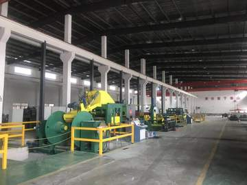 10x1600 stainless steel slitting line