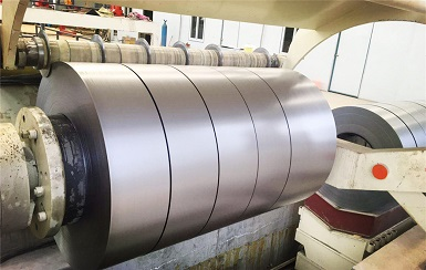 (0.3-3)x1600mm automatic sheet steel coil slitting line